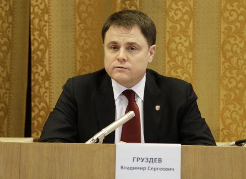 Груздев встретился с гендеректором АЖСК