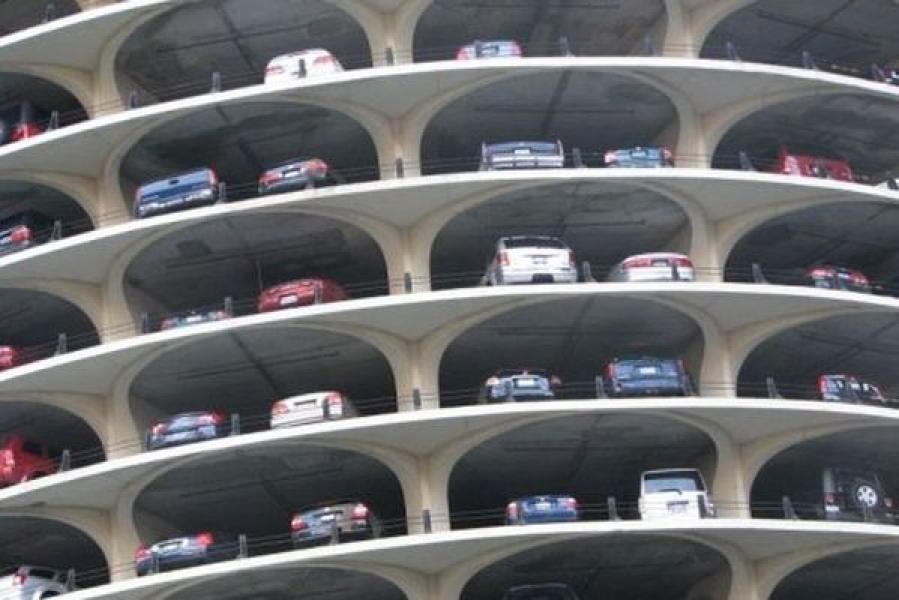 Многоуровневые парковки в Туле