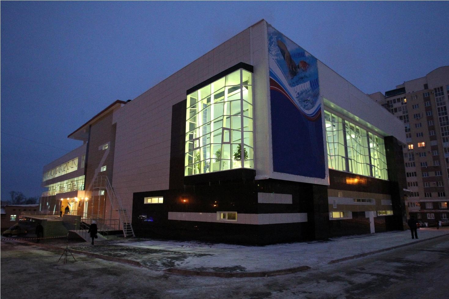 Новый спорткомплекс в Алексинском районе будет построен