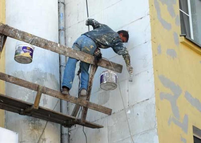 О ремонте дома