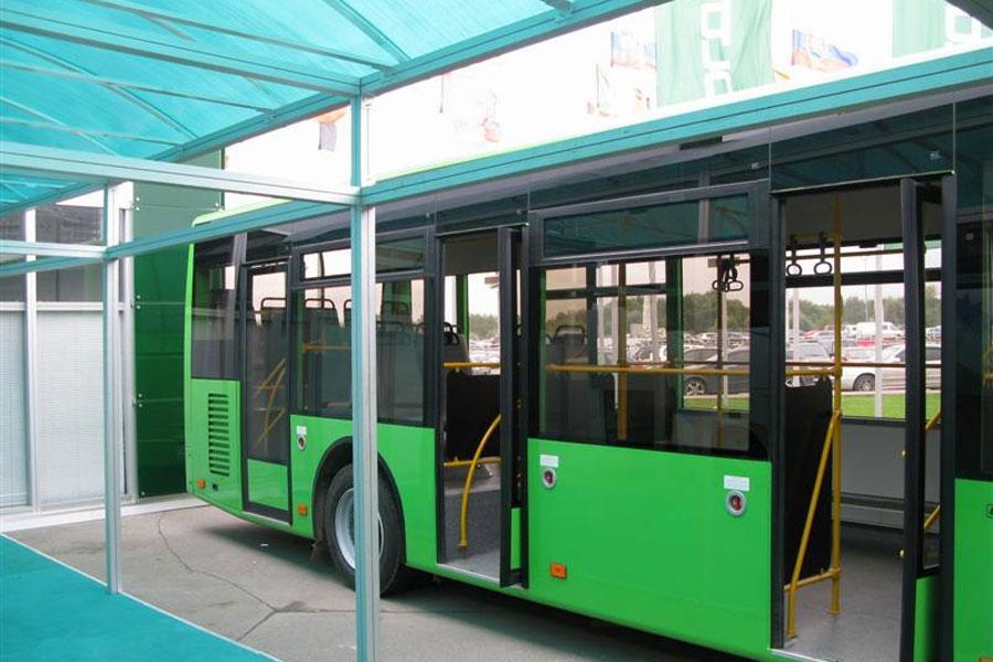 Планируется постройка сети автостанций в Туле