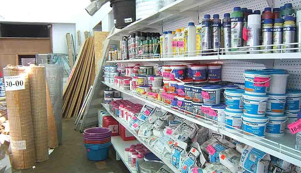 Рынок строительных материалов готовится к «спячке»