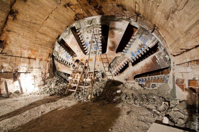 В «новой Москве» зарезервируют земли под строительство метро