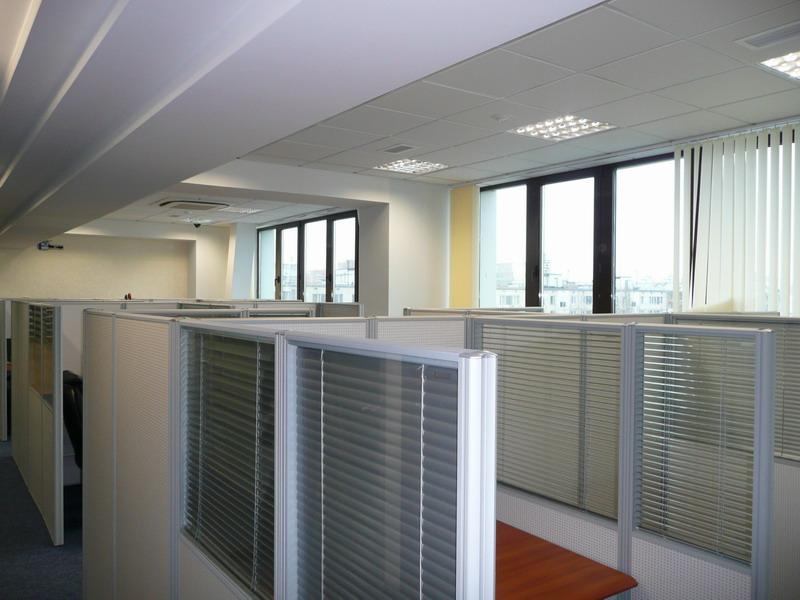 Этапы проведения ремонта в офисах