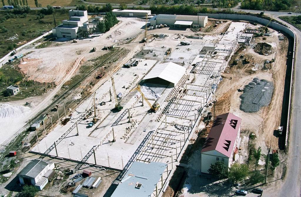 завод Knauf в Тульской области