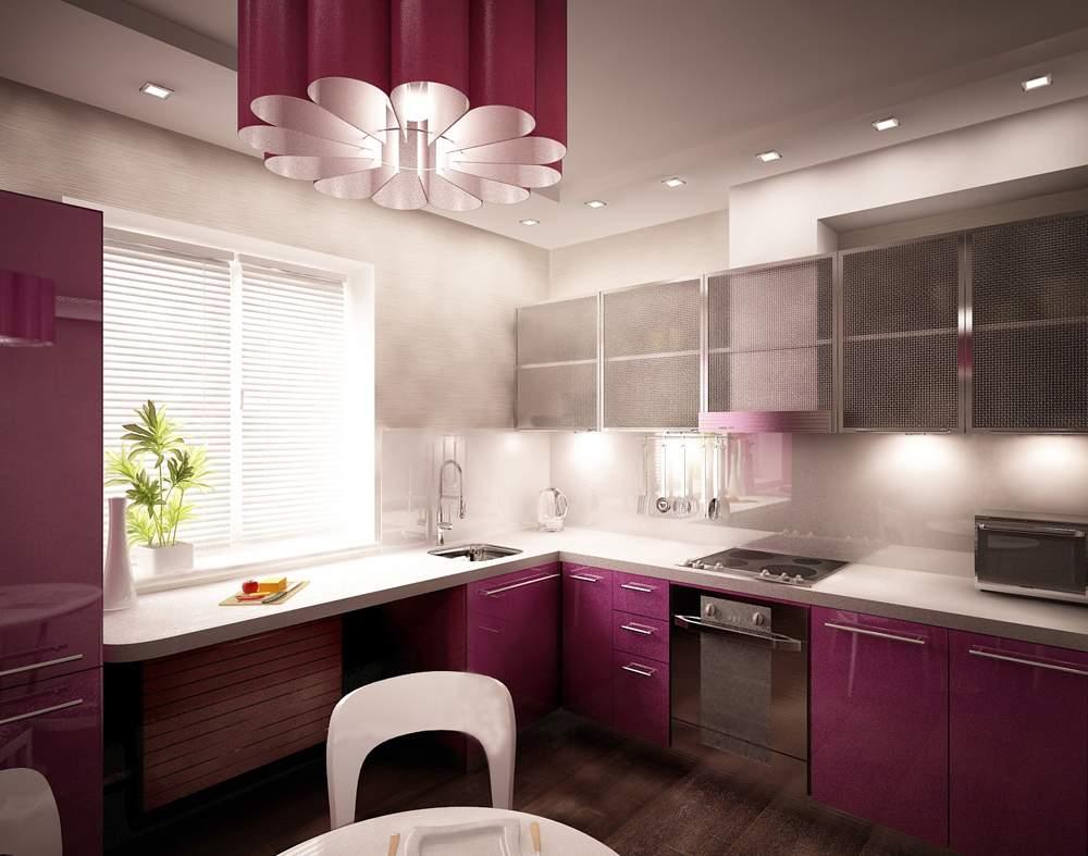 Кухня и ее оформление дизайн и