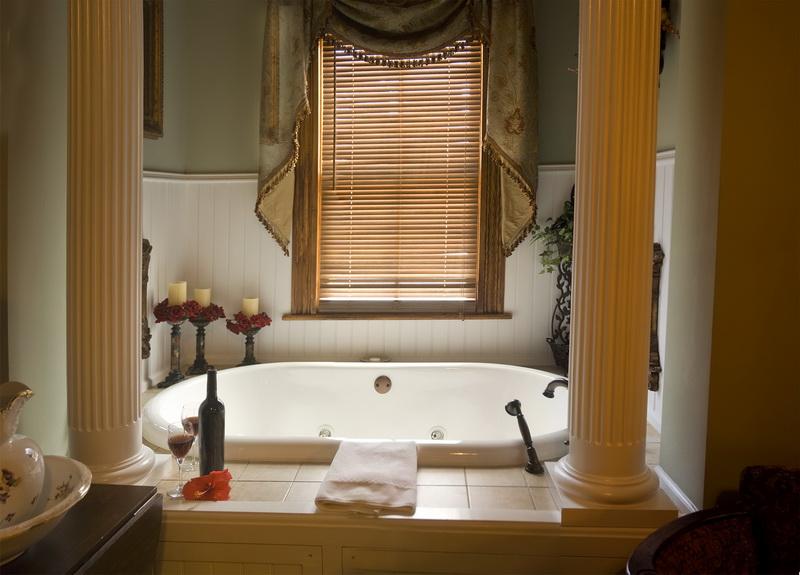 Варианты дизайна интерьера ванной