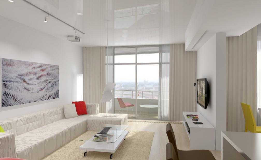 Варианты дизайна квартиры своими руками