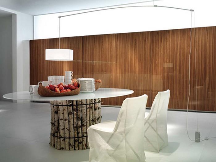 Выполнение дизайна в интерьере дома