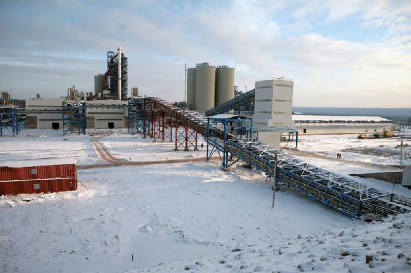 «Группа ЛСР» запустила линию по производству клинкерного кирпича в Ленинградской области