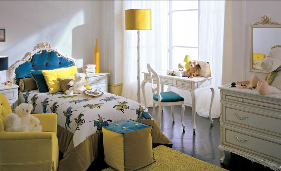 Основные нюансы освещения детской спальни