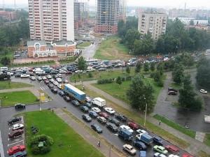 Принято решение реконструировать Можайское шоссе