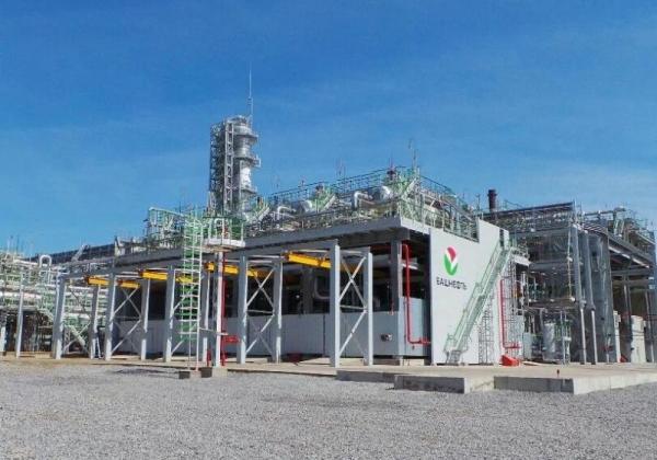 Начало строительства нефтеперерабатывающего комплекса в Самаре