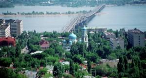 В Саратовской области планируют начать сооружение нового автомобильного моста через Волгу