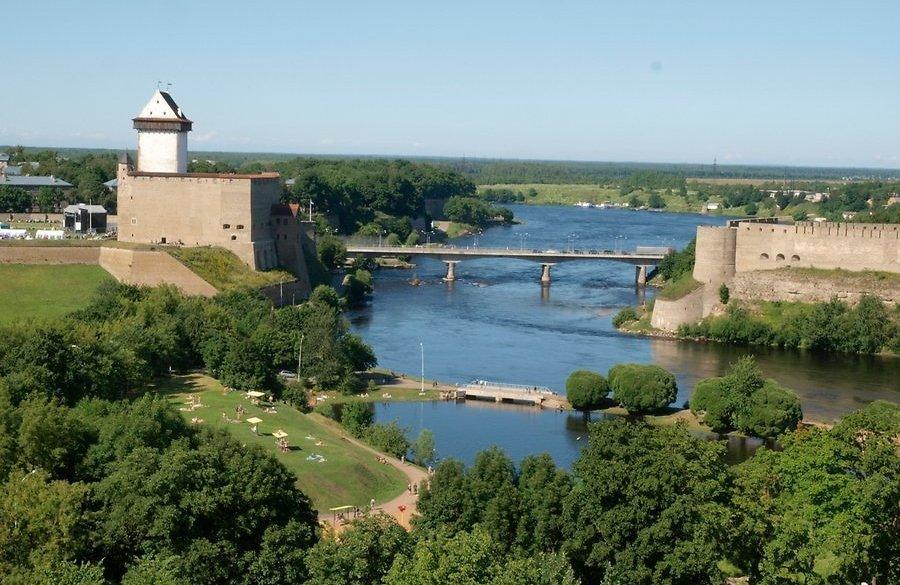 Воссоздание Ивангородского крепостного комплекса