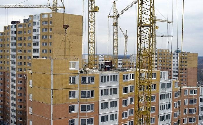 Очередной дом для обманутых дольщиков Екатеринбурга