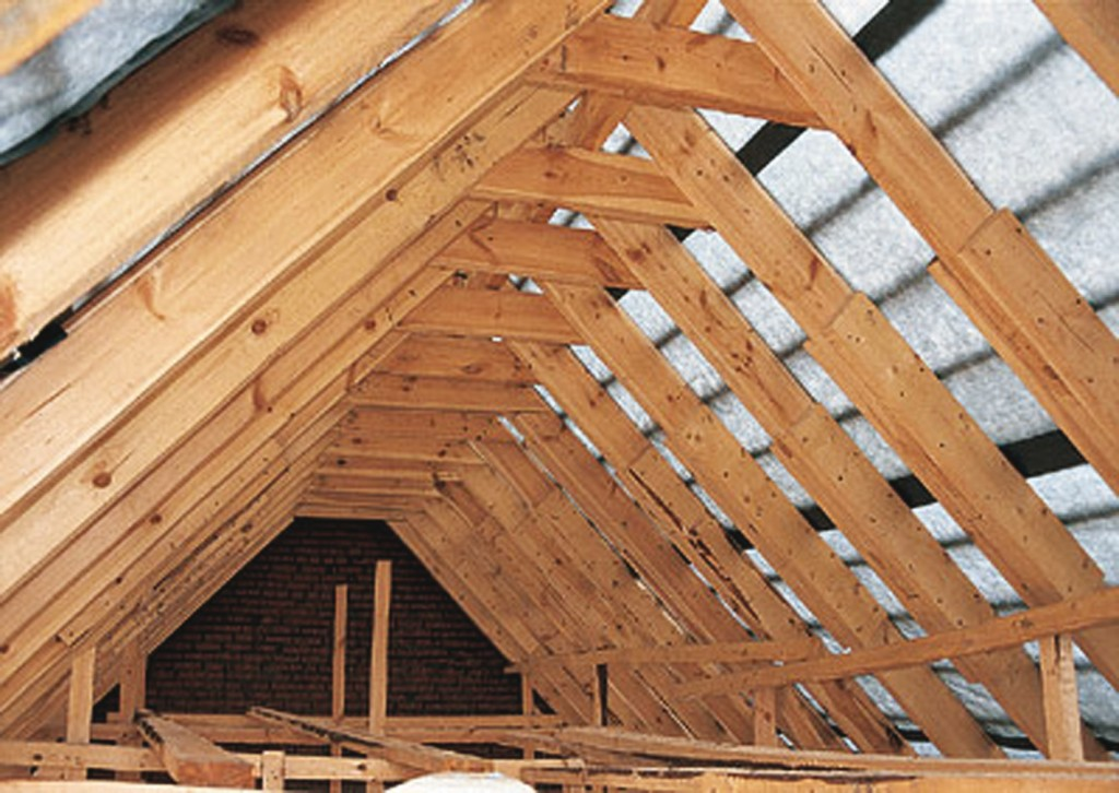 Деревянные крыши как сделать