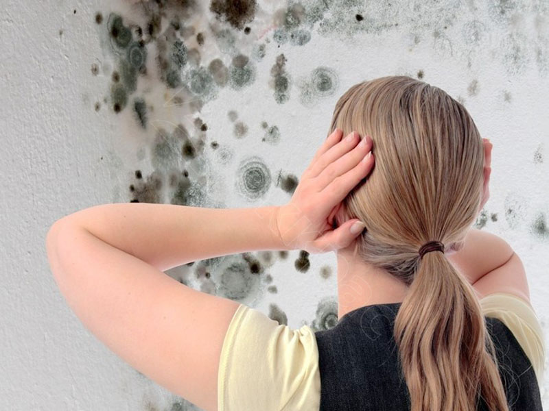 Как бороться с высокой влажностью в ванной комнате