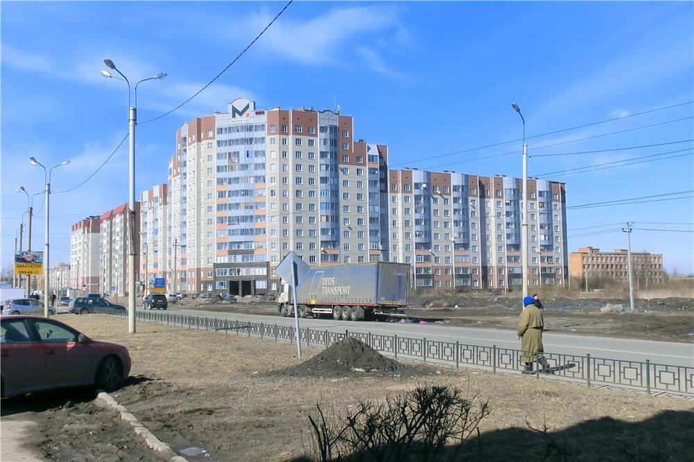 На окраине Гатчины появится новый квартал