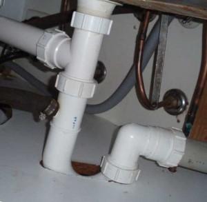 монтаж труб водоснабжения и канализации