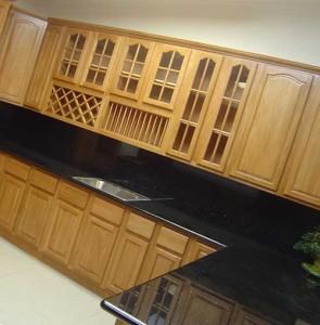 практичная кухонная мебель