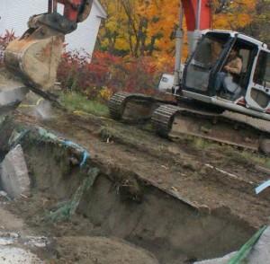 подготовка к строительным работам