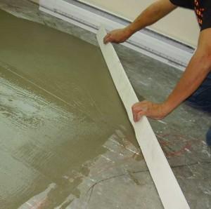 материалы для выравнивания бетонного пола