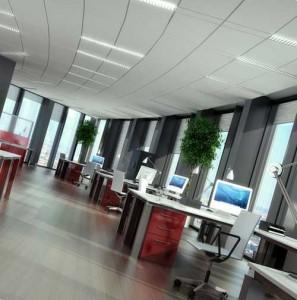 Искусство оформления офисного пространства