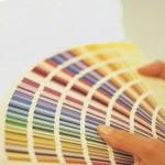 Колеровка краски для стен
