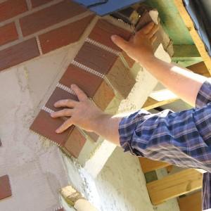 материалы для отделки фасада дома