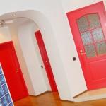 Брусочные двери, конструкции на шпонках и межкомнатные филенчатые двери