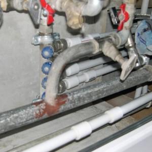 ремонт труб в квартире