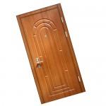 Как самостоятельно установить входную деревянную дверь?