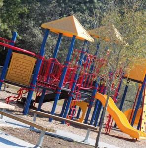 детский спортивный комплекс для улицы