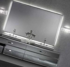 итальянская мебель для ванной комнаты
