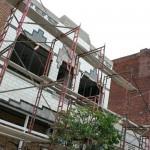 Капитальный ремонт фасада дома