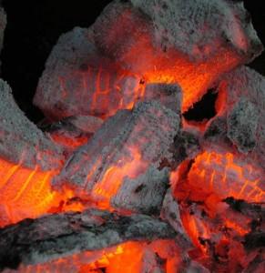 отопление частного дома углем