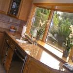 Ремонт кухни с эркером