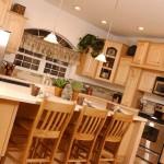 Классическая кухонная мебель