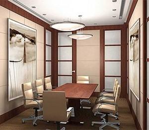 Современная мебель для переговорных комнат