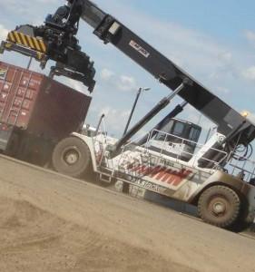 взвешивание крупногабаритных грузов