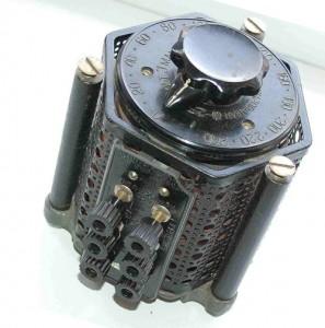 трехфазный силовой автотрансформатор