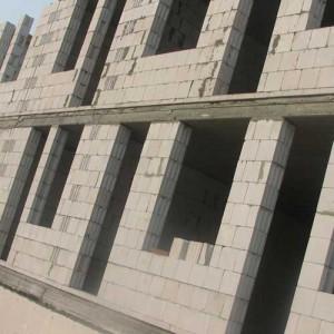 строительство дома из силикатных блоков