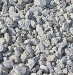 известняковый щебень для бетона