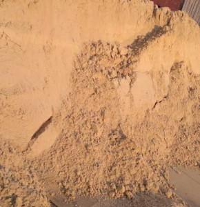 песок для штукатурных работ