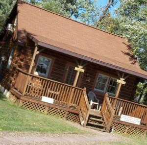 проект дома в лесу