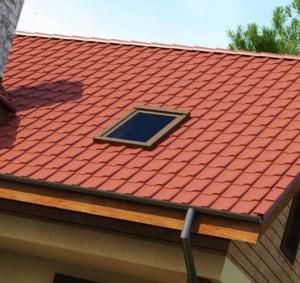 строительство крыши загородного дома