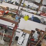 Оборудование гаража под мастерскую