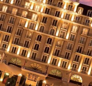 Планировка отелей