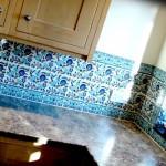 Меняем интерьер кухни с помощью плитки
